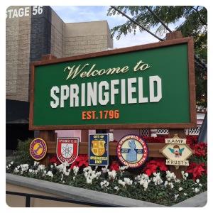 Willkommen in Springfield...ob der Homer im AKW malocht?
