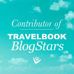 Contributor of TRAVELBOOK BlogStars